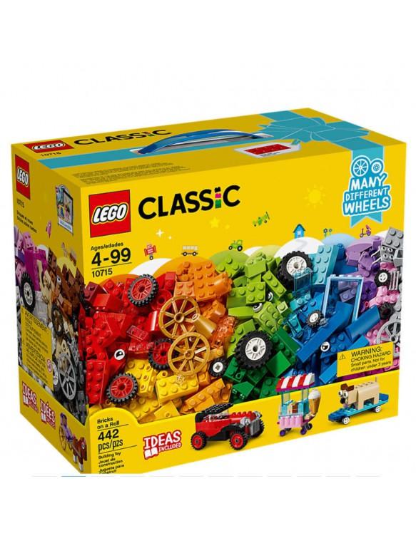 Lego 10715 Ladrillos Sobre Ruedas 5702016111910