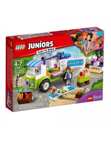 Lego 10749 Mercadillo Orgánico De Mia 5702016092998
