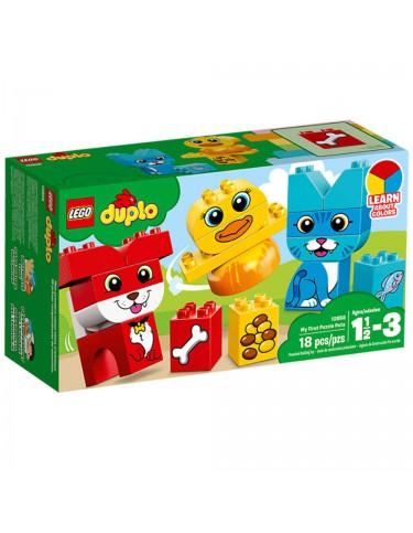 Lego 10858 Mi Primer Puzle De Mascotas 5702016110838