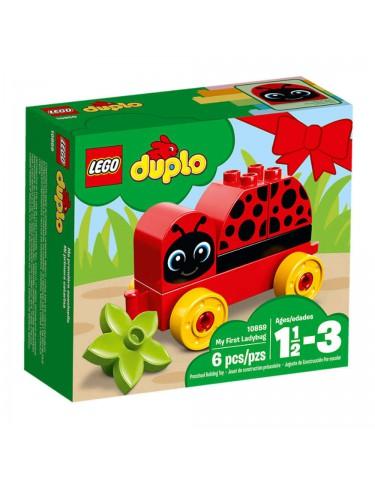 Lego 10859 Mi Primera Mariquita 5702016110845
