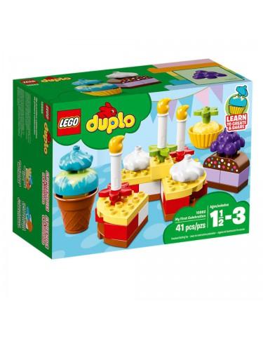 Lego 10862 Mi Primera Celebración 5702016111378