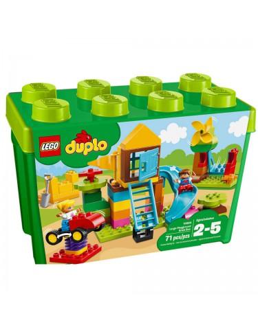 Lego 10864 Caja De Ladrillos: Gran Zona De Juegos 5702016117172