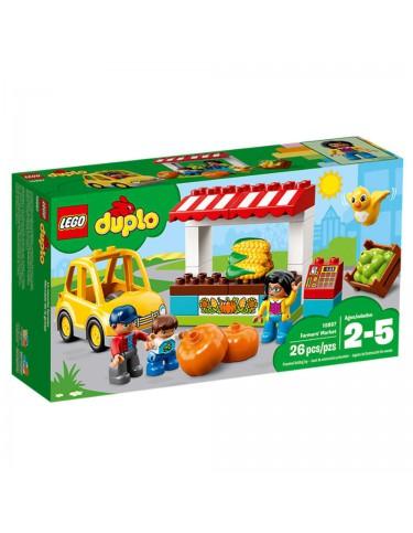 Lego 10867 Mercado De La Granja 5702016111958