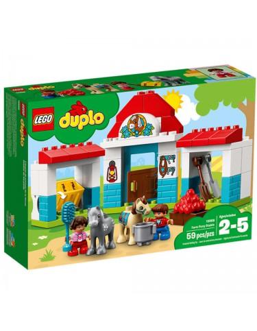 Lego 10868 Establo De Los Ponis 5702016117196