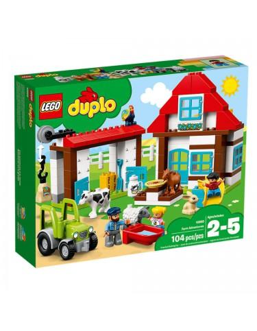 Lego 10869 Aventuras En La Granja 5702016117202