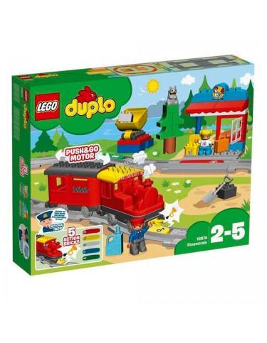 Lego 10874 Tren De Vapor 5702016117264