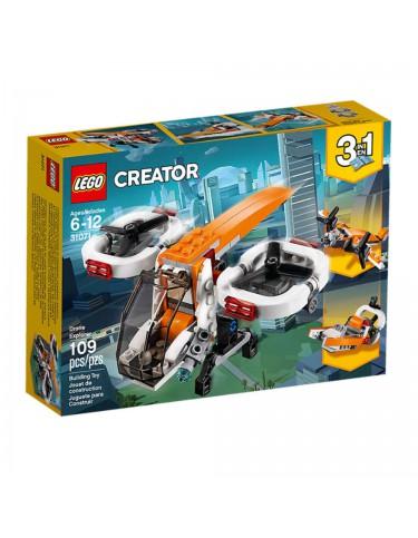 Lego 31071 Dron De Exploración 5702016074789