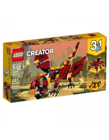 Lego 31073 Criaturas Míticas 5702016111804