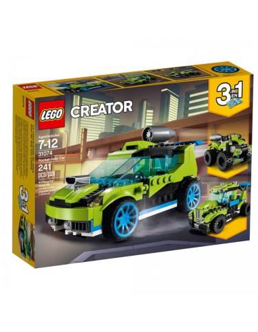Lego 31074 Coche De Rally A Reacción 5702016111798