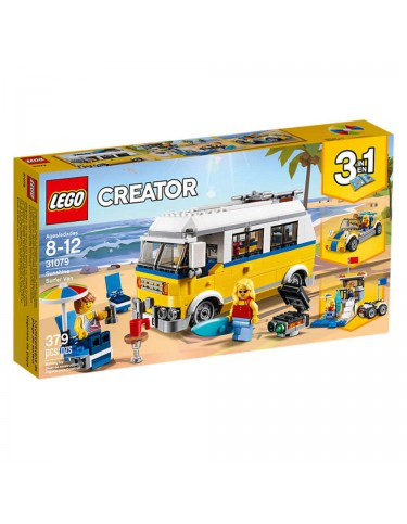 Lego 31079 Furgoneta De Playa 5702016111262
