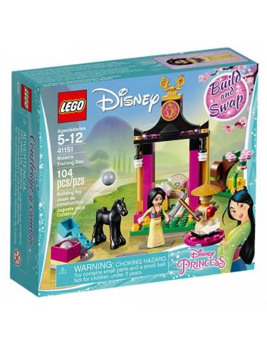 Lego 41151 Día De Entrenamiento De Mulan 5702016111453