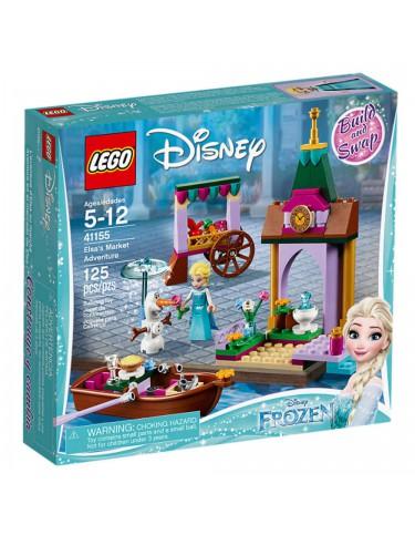 Lego 41155 Aventura En El Mercado De Elsa 5702016111699