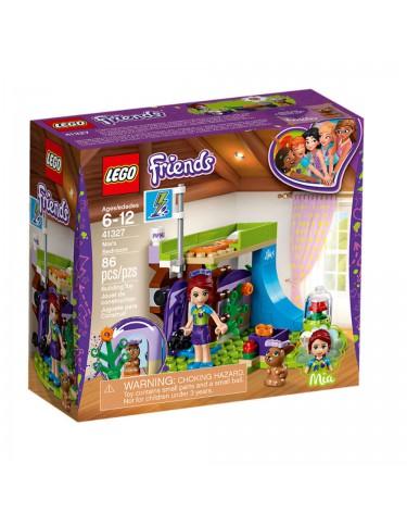 Lego 41327 Dormitorio De Mia 5702016111279