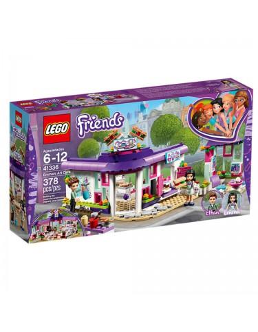 Lego 41336 Café Del Arte De Emma 5702016111590