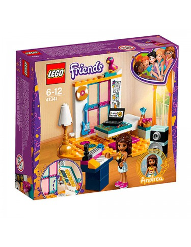 Lego 41341 Dormitorio De Andrea 5702016111637