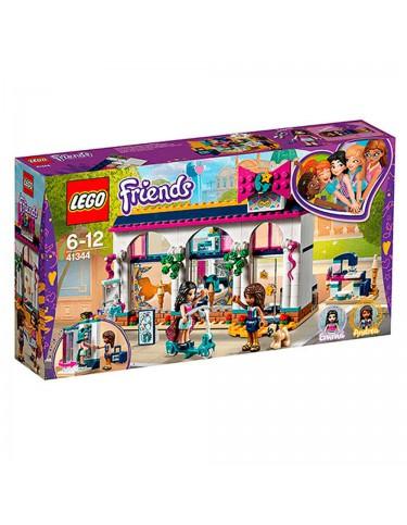 Lego 41344 Tienda De Accesorios De Andrea 5702016111668