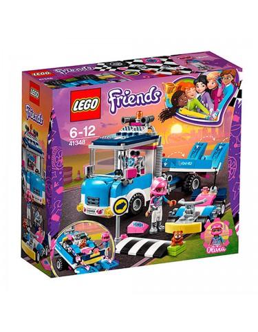 Lego 41348 Camión De Asistencia Y Mantenimiento 5702016112009
