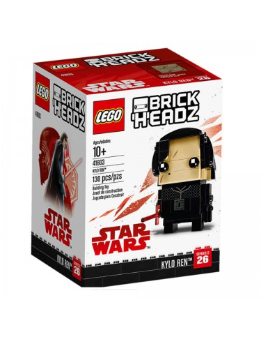 Lego 41603 Confidential Brickheadz 5702016077469