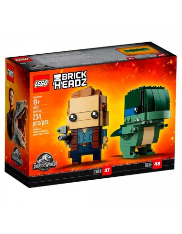 Lego 41614 Owen VS Blue Brickheadz 5702016110883