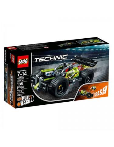 Lego 42072 ¡Golpea! 5702016093254