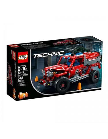 Lego 42075 Equipo De Primera Respuesta 5702016116892