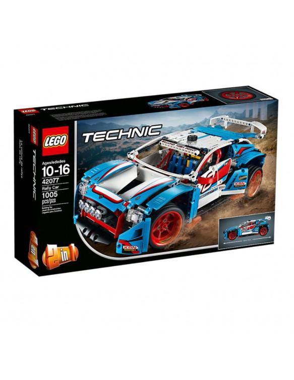 Lego 42077 Coche De Rally 5702016116915