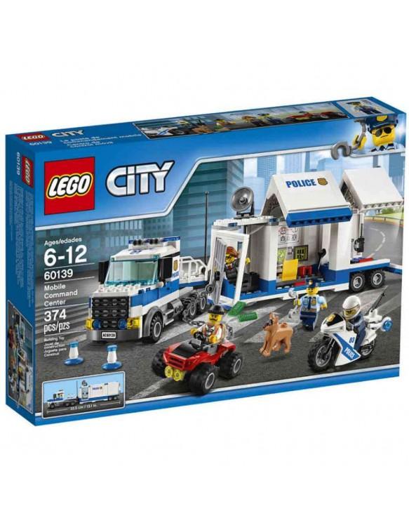 Lego 60139 Centro de Control Móvil 5702015865265