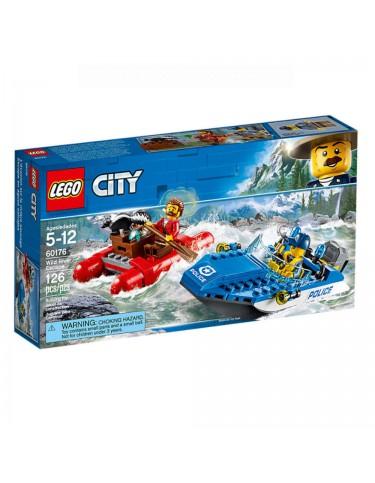 Lego 60176 Huida Por Aguas Salvajes 5702016109573