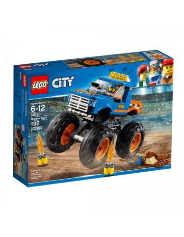 Lego 60180 Camión Monstruo 5702016077490