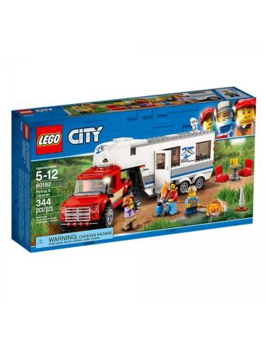 Lego 60182 Camioneta Y Caravana 5702016077513