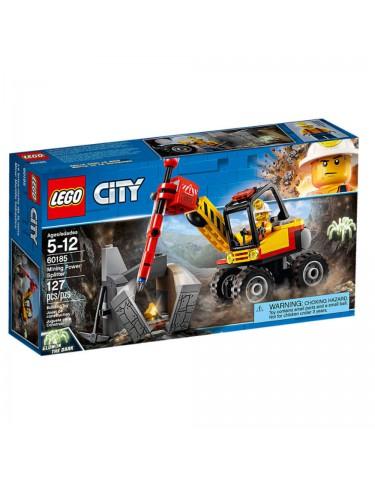 Lego 60185 Mina: Martillo Hidráulico 5702016109511