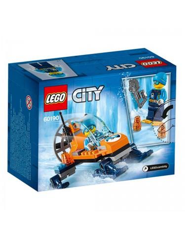 Lego 60190 Ártico: Trineo Glacial 5702016108781