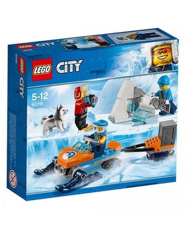 Lego 60191 Ártico: Equipo De Exploración 5702016108798