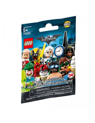 Lego 71020 Minifigures Batman Movie 5702016109306