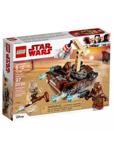 Lego 75198 Pack De Combate De Tatooine 5702016109924