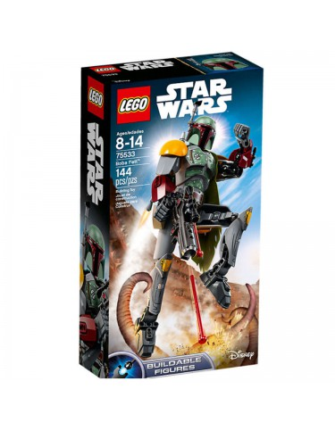 Lego 75533 Boba Fett™ 5702016112085