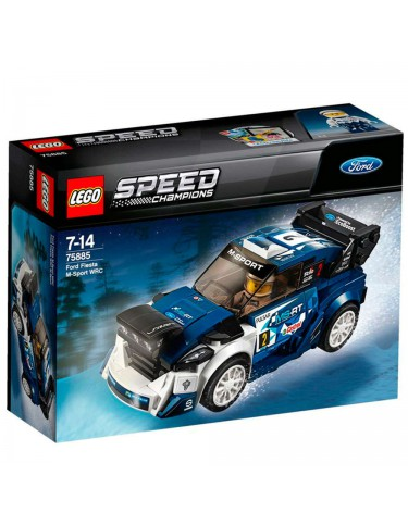Lego 75885 Speed Champions Ford Fiesta 5702016109061