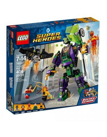 Lego 76097 Robot De Lex Luthor™ 5702016110456