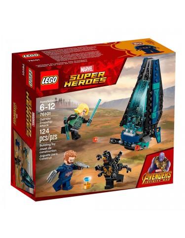 Lego 76101 Autrider Dropship Attack 5702016110418