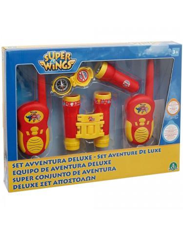 Super Wings Set Aventuras 8056379020608