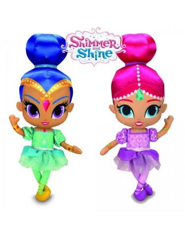Shimmer y Shine Bailarina
