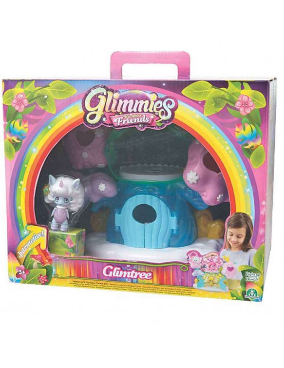 Glimmies Friends Casa Árbol 8056379037187
