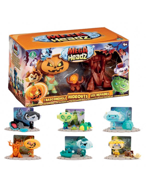 Hero Eggs Monsters1 Figura Exclusica 8056379049173
