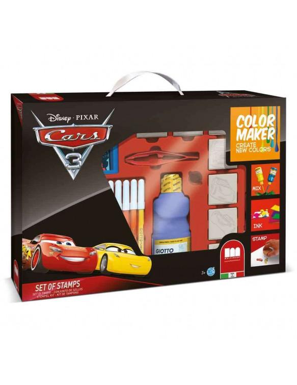 Cars3 Color Maker 7 Sellos 8009233469498
