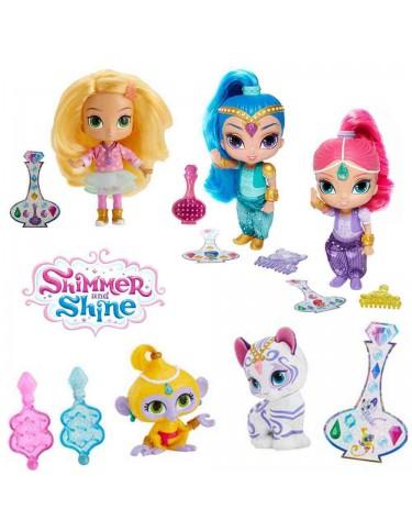 Shimmer y Shine Muñecas