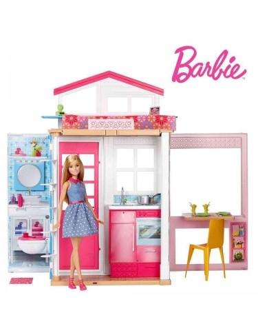 Barbie y su Casa 887961374988