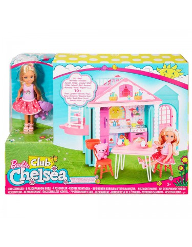 Barbie Casita De Chelsea 887961382723