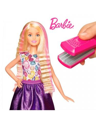 Barbie Ondas y Rizos 887961383737