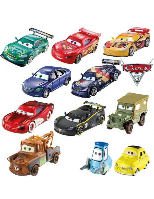 Cars Película 3 887961403473