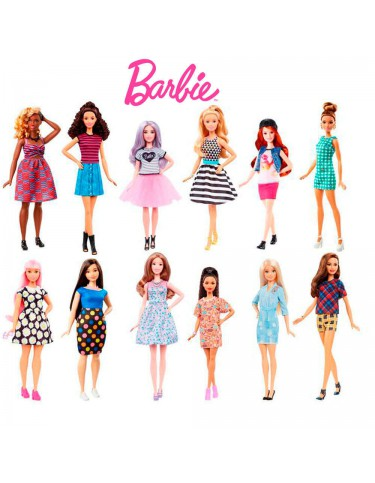 Barbie Fashionistas 887961439540